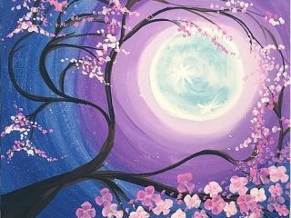 Cherry Blossom Leaves Anime